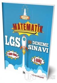 2021 LGS Matematik 10 Deneme Sınavı