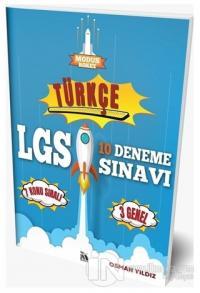 2021 LGS Türkçe 10 Deneme Sınavı