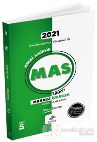 2021 Mülki Amirlik MAS Sınavı Mahalli İdareler Konu Anlatım