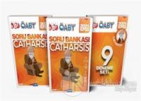 2021 ÖABT KPSS Catharsis 3'Lü Set (2 Cilt Soru Bankası + 9'lu Deneme)