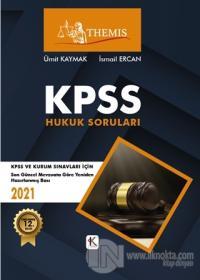2021 Themis KPSS Hukuk Soruları (Ciltli)