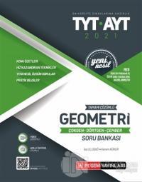 2021 TYT-AYT Tamamı Çözümlü Geometri Soru Bankası
