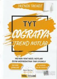 2021 TYT Coğrafya Trend Notlar