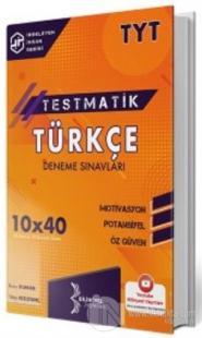2021 TYT Testmatik Türkçe Deneme Sınavları