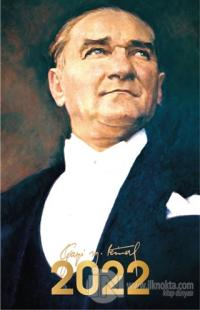 2022 Atatürk Ajandası Ulu Önder