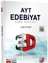 2022 AYT Edebiyat Soru Bankası Tamamı Video Çözümlü Kolektif