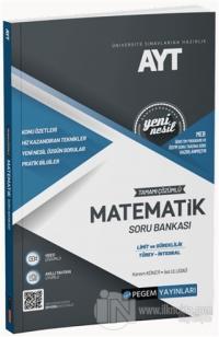 AYT 2021 Tamamı Çözümlü Matematik Soru Bankası Yeni Nesil (Limit ve Sü