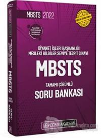 2022 Diyanet İşleri Başkanlığı Mesleki Bilgiler Seviye Tespit Sınavı MBSTS Tamamı Çözümlü Soru Bankası