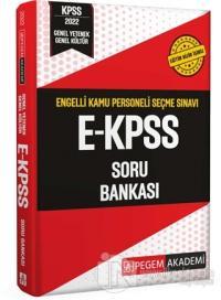 2022 E-KPSS Soru Bankası Kolektif