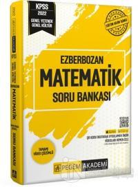 2022 KPSS Genel Yetenek Genel Kültür Ezberbozan Matematik Soru Bankası