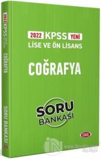 2022 KPSS Lise ve Ön Lisans Coğrafya Soru Bankası