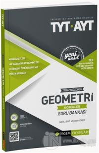 2022 TYT-AYT Tamamı Çözümlü Geometri (Üçgenler) Soru Bankası