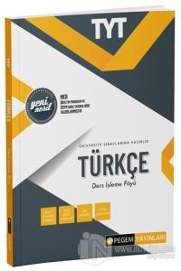 2022 TYT Türkçe Ders İşleme Föyü Kolektif