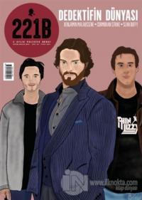 221B İki Aylık Polisiye Dergi Sayı: 29 Kasım - Aralık 2020