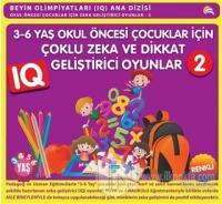 3-6 Yaş Okul Öncesi Çocuklar İçin Çoklu Zeka ve Dikkat Geliştirici Oyunlar 2