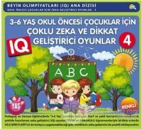 3 - 6 Yaş Okul Öncesi Çocuklar İçin Çoklu Zeka ve Dikkat Geliştirici Oyunlar 4