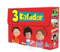 3 Kafadar Seti (5 Kitap Takım)