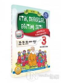 3. Sınıf Etik Değerler Eğitim Seti (10 Kitap Takım)