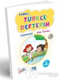 3. Sınıf Farklı Türkçe Defterim