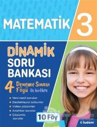 3. Sınıf Matematik Dinamik Soru Bankası Kolektif