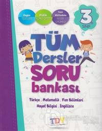3. Sınıf Tüm Dersler Soru Bankası