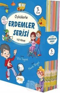 3. Sınıflar İçin Öykülerle Erdemler Serisi 10 Kitap