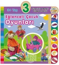 3+ Yaş Eğlenceli Çocuk Oyunları (Ciltli)