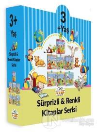 3+ Yaş Sürprizli ve Renkli Kitaplar Serisi (7 Kitap Set) (Ciltli)