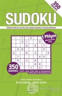 350 Sudoku (Yeşil Kapak)