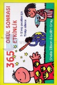 365 Okul Sonrası Etkinlik 7-12 Yaş Çocukları İçin TV-dışı Eğlence