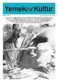 Yemek ve Kültür 37. Sayı Sonbahar 2014