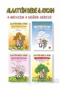 4 Mevsim 4 Değer Serisi Set (4 Kitap Takım)