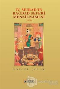 4. Murad'ın Bağdat Seferi Menzilnamesi 1638