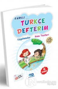4. Sınıf Farklı Türkçe Defterim