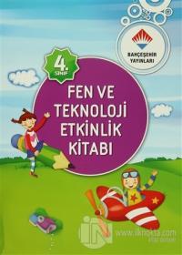 4. Sınıf Fen ve Teknoloji Etkinlik Kitabı