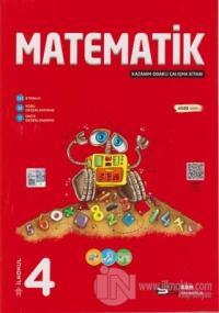 4. Sınıf Matematik Kazanım Odaklı Çalışma Kitabı