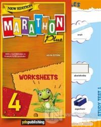 4.Sınıf New Marathon Plus Worksheets 2020
