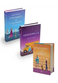 Geekerella Serisi Ciltli (3 Kitap Takım)