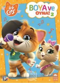 44 Cats - Boya ve Oyna 2!