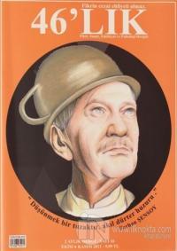 46'lık Fikir Sanat Edebiyat ve Psikoloji Dergisi Sayı: 16 Ekim - Kasım 2021