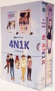 4N1K Set (2 Kitap Takım) %25 indirimli Büşra Yılmaz