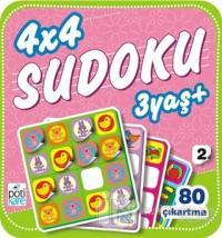 4x4 Sudoku (2)