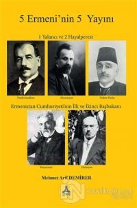 5 Ermeni'nin 5 Yayını