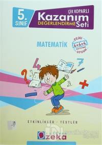 5. Sınıf Çek Koparlı Kazanım Değerlendirme Seti Matematik