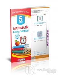 5. Sınıf Matematik Konu Testleri Yaprak Test