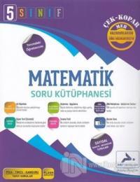 5.Sınıf Matematik Soru Kütüphanesi 2020