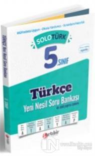5.Sınıf Solotürk Türkçe Soru Bankası 2020