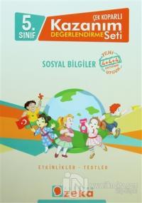 5. Sınıf Sosyal Bigiler Çek Koparlı Kazanım Değerlendirme Seti