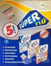 5.Sınıf Süper 3'lü Set