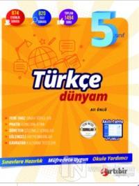 5.Sınıf Türkçe Dünyam 2020